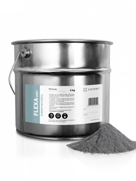 Pulbere SINTERIT FLEXA Grey 6KG
