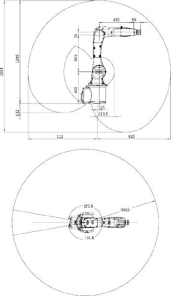 DOBOT SR6-920