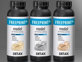 Rășină DETAX FREEPRINT model 2.0