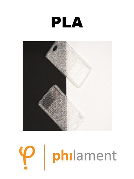 Filament Philament PLA High Transparent