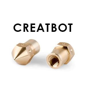 Duze de extruziune Creabot DX/DE
