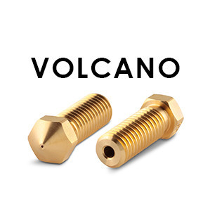 Duze de extruziune Volcano