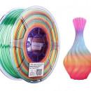 Filament eSUN eSilk Rainbow PLA