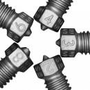 Duze de extruziune RepRap M6