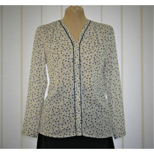 bluze, casual, femei, elegant, sport, bumbac, mătase, voal