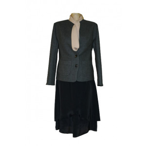 jachete, sacouri, stofă, femei