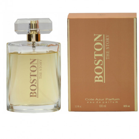 Apa de parfum femei, Cote d'Azur, Boston The Story ,100 ml