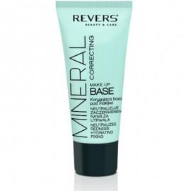 Baza de machiaj antiroseata Revers Cosmetics Mineral Correcting