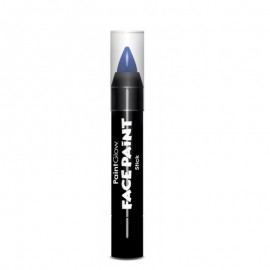 Creion Stick de pictat fata copii PaintGlow Royal Blue