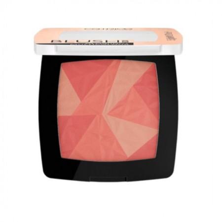 Fard de obraz Catrice, Blush Box Glowing + Multicolour 020 It´s wine o´clock multi, 5.5 gr