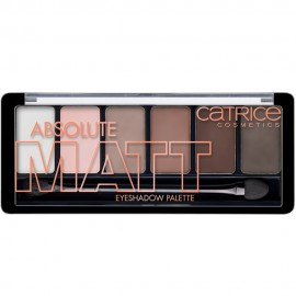 Poze Fard de pleoape Catrice Absolute Matt Eyeshadow Palette 010 Eyes Wide Matt