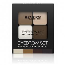 Kit profesional de sprancene Revers Cosmetics 01