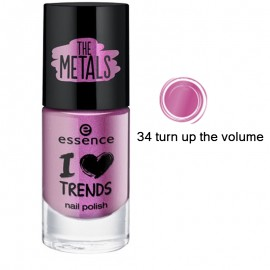 Poze Lac de unghii Essence I love TRENDS nail polish 34 turn up the volume!