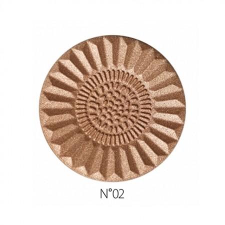 Pudra bronzanta si iluminatoare Revers BRONZE - SHIMMER nr 02