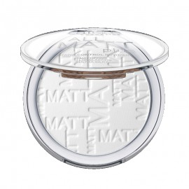 Poze Pudra compacta Catrice All Matt Plus Shine Control Powder 001 universal