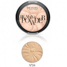 Pudra mata Revers Beauty in powder nr. 04