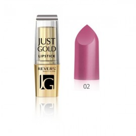 Poze Ruj sidefat Revers Cosmetics Just Gold 02