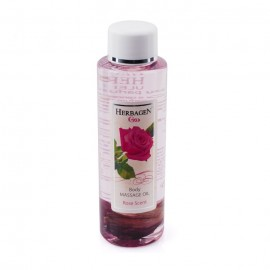 Ulei de masaj Herbagen cu Trandafir