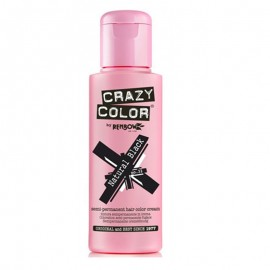 Vopsea de par Crazy Color 32 natural black