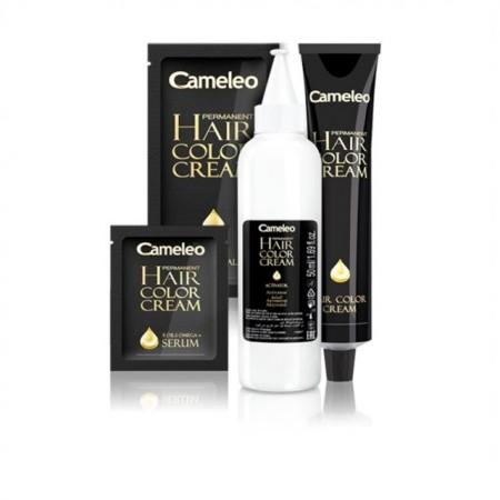 Vopsea de par Delia Cosmetics Cameleo, 2.0 Blue Black