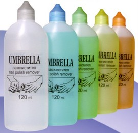 Acetona Umbrella 120ml