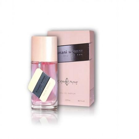 Apa de parfum femei Cote d'Azur Burnani Woman, 30 ml
