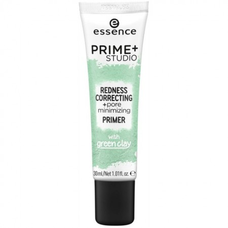 Baza de machiaj, Essence prime studio redness correcting + pore minimizing primer