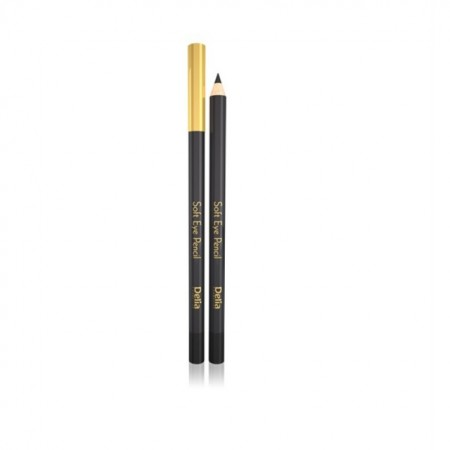 Creion de ochi Delia Cosmetics Soft black