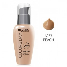 Poze Fond de ten Revers Colors Day 33 peach