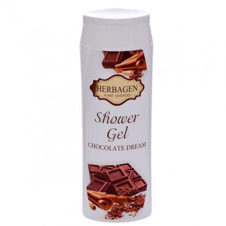Gel de dus cu ciocolata Herbagen Chocolate Dream