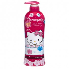 Poze Gel de dus si Sampon Charmmy Kitty 2 in1