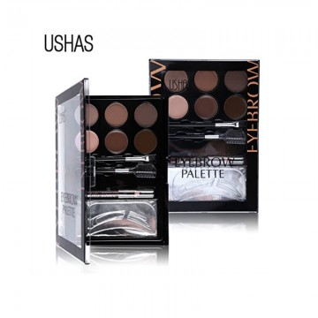 Kit pentru sprancene USHAS Cosmetics