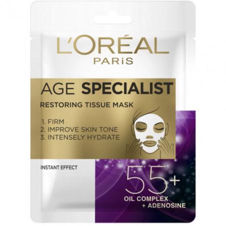 masca de fata pentru persoane peste 55 ani
