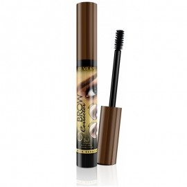 Poze Mascara gel Revers Cosmetics pentru sprancene 02 Dark Brown