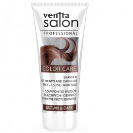 Poze Sampon Colorant Venita Salon Color Care Brown - Dark