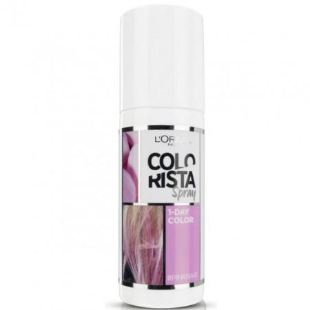 Spray colorant de 1 zi pentru par L'Oreal Paris Colorista