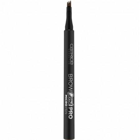 Tus de sprancene Catrice Brow Comb pro micro pen 040 Dark Brown