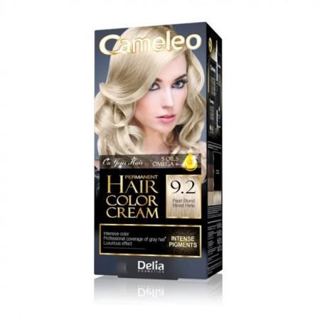 Vopsea de par Delia Cosmetics Cameleo, 9.2 Pearl Blond