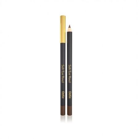 Creion de ochi Delia Cosmetics Soft dark brown
