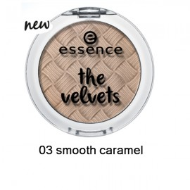 Poze Fard de pleoape Essence Velvets Eyeshadow 03 smooth caramel