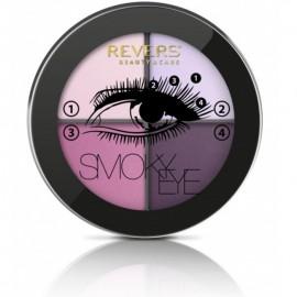 Fard de pleoape sidefat Smokey Eyes Revers Cosmetics