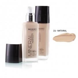 Fond de ten lichid Revers Mineral Silk Perfect 21 natural