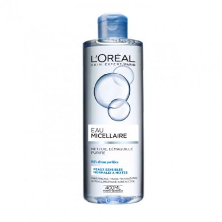 Apa Micelara pentru piele sensibila, piele normala si mixta