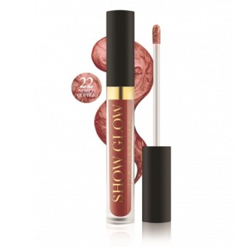 Lip Gloss Metalic Revers Show Glow 22 Noble Copper, 5.5 ml