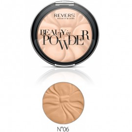 Pudra mata Revers Beauty in powder nr. 06