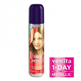Spray colorant de par One Day Metallic Venita Red
