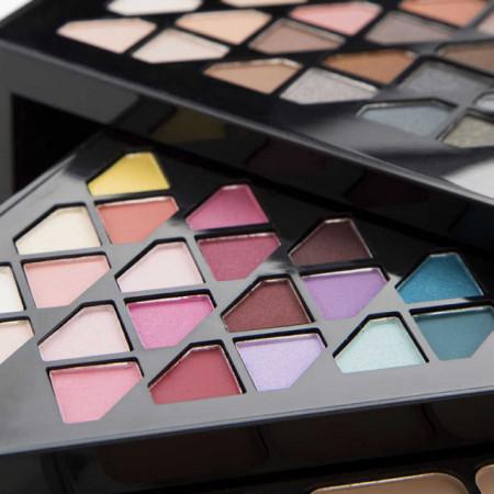 Trusa machiaj profesional Big Diamond S.F.R Color makeup palette