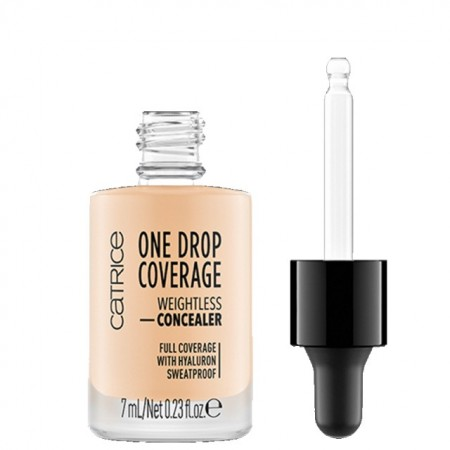 Corector Hidratant Catrice One Drop Coverage Weightless Concealer 003 porcelain