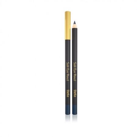 Creion de ochi Delia Cosmetics Soft dark blue