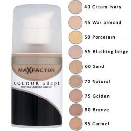 Poze Fond de ten Max Factor Colour Adapt